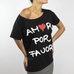 Camiseta Letras (Chica)